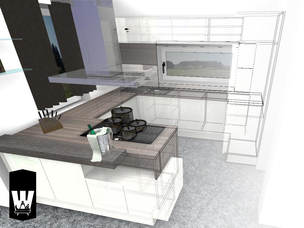 wiedner 3d planung. Black Bedroom Furniture Sets. Home Design Ideas